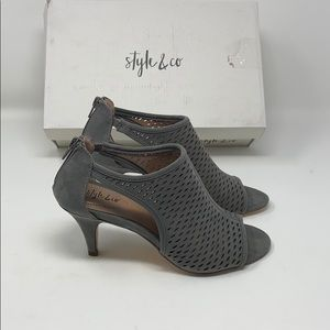 New/dis | STYLE & CO | heels
